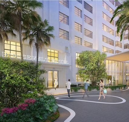 Roosevelt Hotel Miami Beach